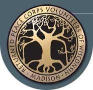Returned Peace Corps Volunteer logo